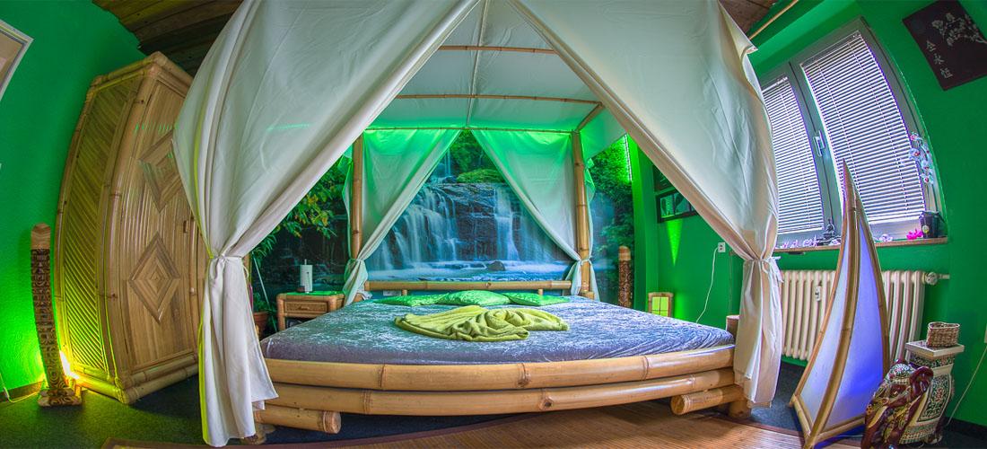 haus el paradiso. Black Bedroom Furniture Sets. Home Design Ideas